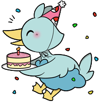 Birthday Ducklett
