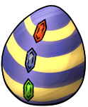 Egyptian Pokémon Event Egg