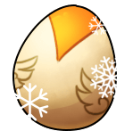 Victini Snow Egg
