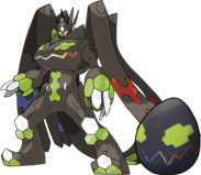 Zygarde Complete with Egg